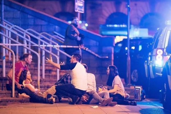 الشرطة البريطانية تعتقل 3 مشتبهين بالتورط بهجوم مانشستر