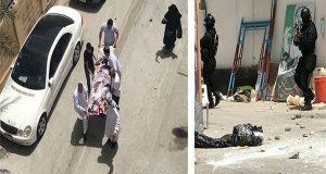 استشهاد 6 بحرينيين جراء هجوم قوات الامن على منزل آية الله قاسم