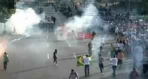مواجهات في الشوارع البرازيلية … هل يُعزل تامر؟