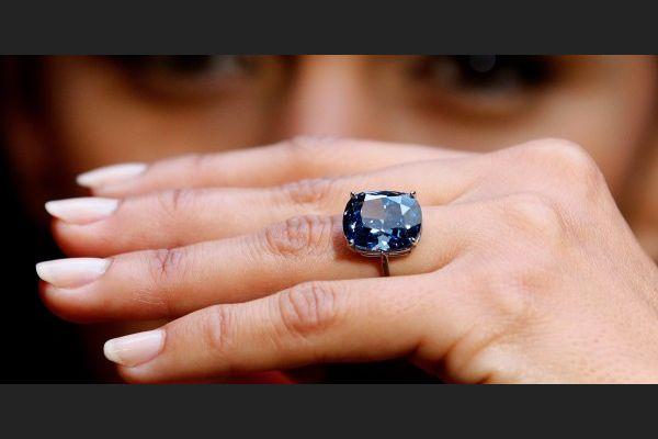 خاتم من الألماس بـ13 دولار… سيُباع بنصف مليون دولار