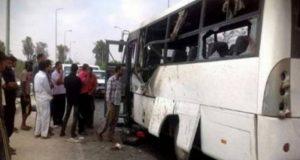 منفذو الاعتداء على الاقباط في مصر تدربوا في ليبيا
