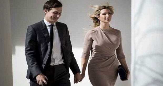 زوج ايفانكا ترامب مطلوب للتحقيق عند الـ FBI