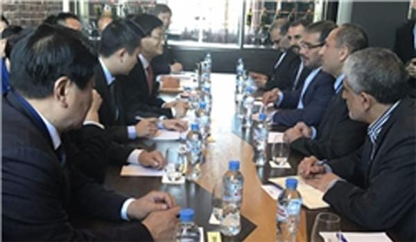 شمخاني: مشاركة الصين في مفاوضات آستانا أمر ايجابي للغاية