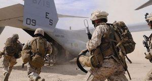 إنزال أميركي يستهدف المسؤول المالي لداعش عند الحدود العراقية السورية