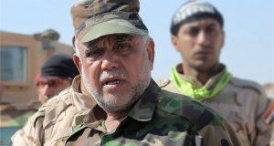 العامري يعلن وصول قوات الحشد الشعبي الى الحدود العراقية السورية