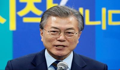 """""""مون جيه إن"""" رئيساً جديداً لكوريا الجنوبية"""