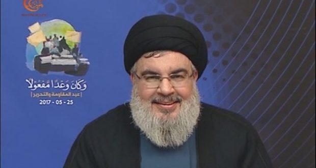 السيد نصر الله: حركات المقاومة أصبحت أكثر قوة وعتاداً