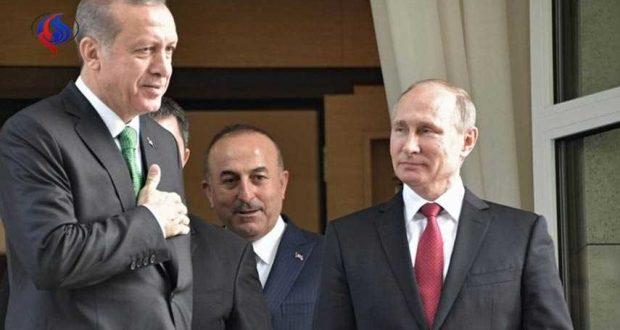 ماذا عرض اردوغان على بوتين خلال محادثاتهما في منتجع سوتشي؟