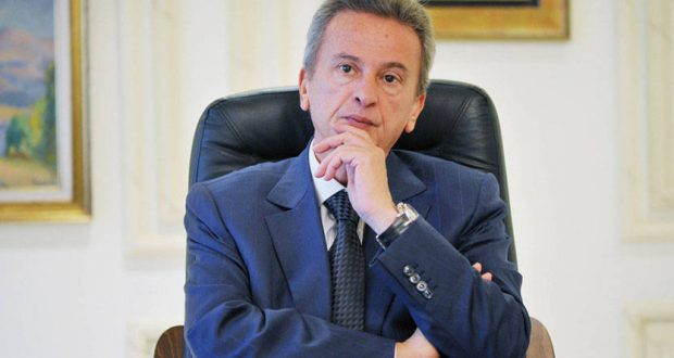مجلس الوزراء يجدد لحاكم مصرف لبنان رياض سلامة لمدة 6 سنوات