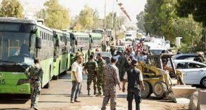 محافظ حمص : 2500 شخص بينهم 600 مسلح سيخرجون من حي الوعر اليوم الجمعة والسبت