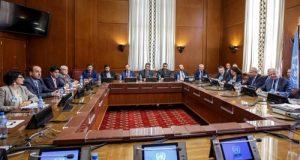 مصدر: الخلافات داخل وفد الهيئة العليا في جنيف وصلت حد الانفجار