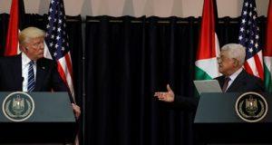 ترامب يزور بيت لحم ويجتمع مع عباس لـ 45 دقيقة فقط