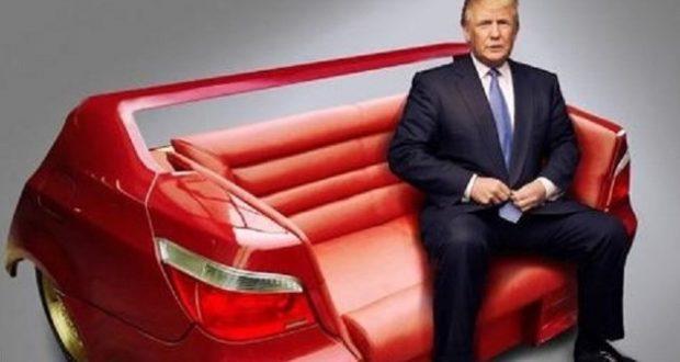 السيارات الألمانية تزعج ترامب!