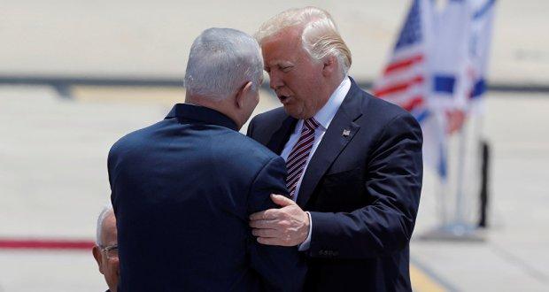 """ترامب يستند على السعودية و""""إسرائيل"""" في معاركه الداخلية"""