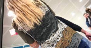 بالصور- ضبط الماس مهرب مع مسافرة تركية في المطار