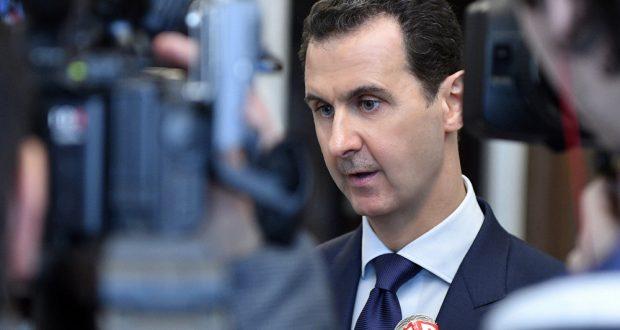 الأسد يكشف عن هاجس الدولة السورية خلال الحرب