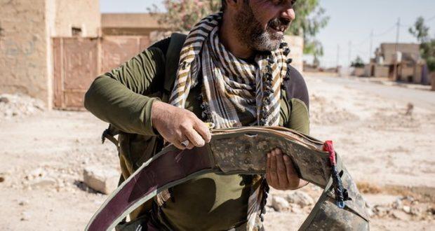 """أسرار خطيرة حول مخبأ البغدادي ومقر قيادة """"داعش"""""""