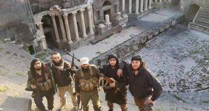 الحل في درعا .. عسكري