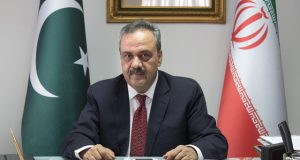 سفير باكستان لدى طهران: لا نسمح باستخدام أراضينا ضد البلدان الأخرى