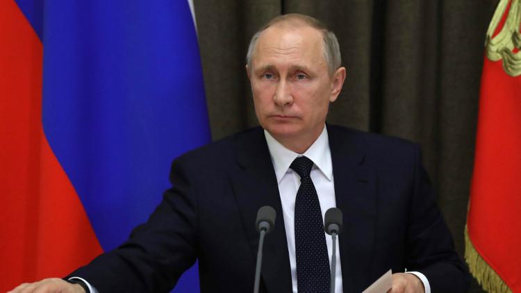 بوتين: المخابرات الروسية لا تتجسس على حلفائها