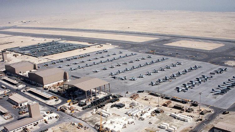 البنتاغون: لدينا مخططات احتياطية بشأن قاعدة العديد في قطر