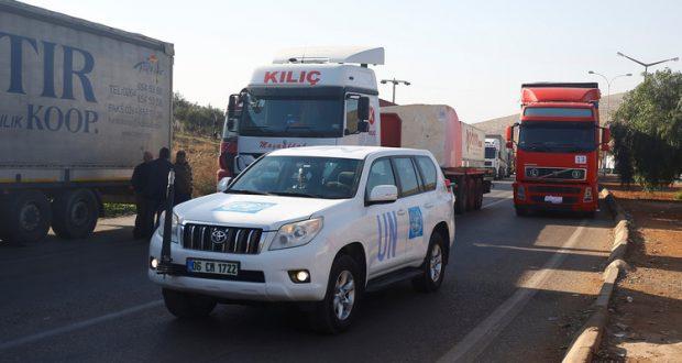 سوريا تسمح للأمم المتحدة بنقل مساعدات بشاحنات من حلب