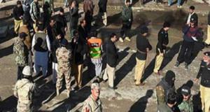 مقتل وجرح العشرات بتفجير انتحاري بمدينة كويتا الباكستانية