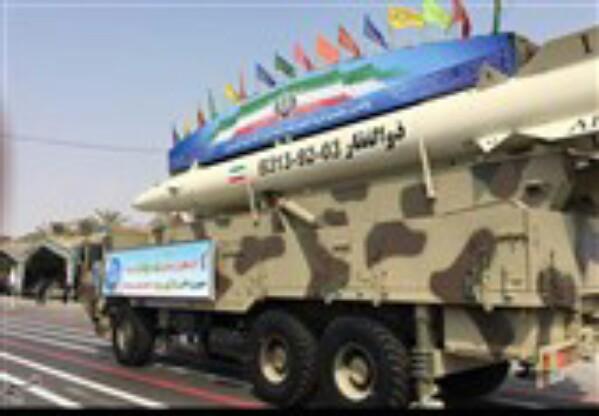 """""""ذوالفقار"""" و""""قيام"""" ضربة موجعة من قلب إيران لقادة """"داعش"""""""
