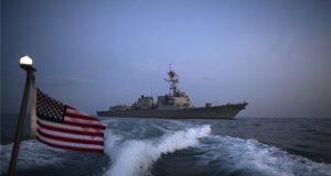 السفن الأمريكية تتأهب لاعتداء محتمل ضد سوريا