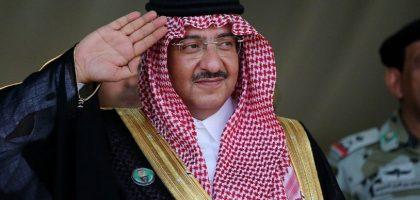هل الأمير بن نايف تحت الإقامة الجبرية وممنوع من السفر فعلا؟