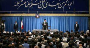 الإمام الخامنئي: يوم القدس العالمي يوم مقارعة نظام سياسي ظالم واستكباري