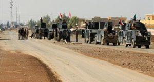 أمتار تفصل عن نهاية خلافة البغدادي المزعومة في العراق