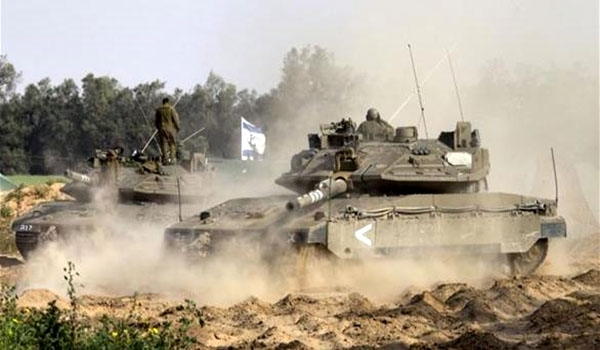 هآرتس: الجيش الاسرائيلي متأهب وينتظر قرار الحرب على غزة