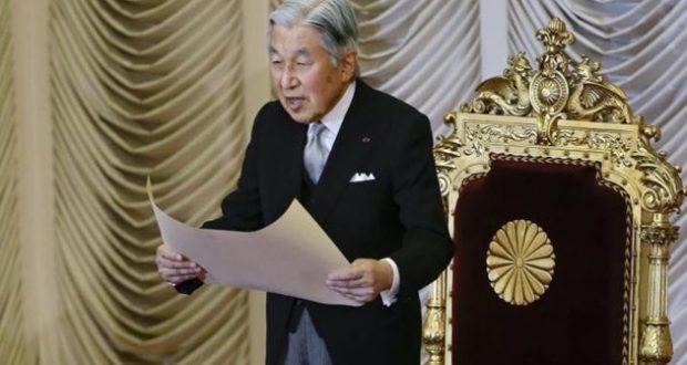 الخطوة الأولى… لتنازل الإمبراطور عن عرش اليابان