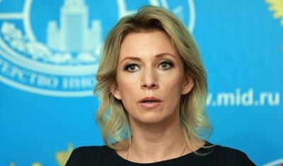 زاخاروفا: التصريحات الأميركية حول الهجمات الكيميائية في سوريا موجهة ضد روسيا أيضاً