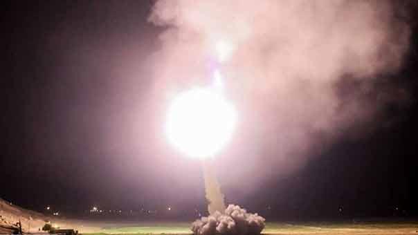 الصواريخ التي أطلقتها قوات الحرس مساء الأحد أصابت 4 مراكز قيادية لـ 'داعش' في دير الزور