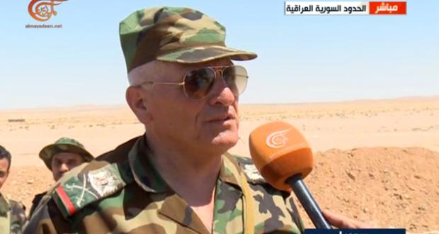 قائد ميداني سوري للميادين: وصلنا إلى الحدود مع العراق وسنؤمّن البادية