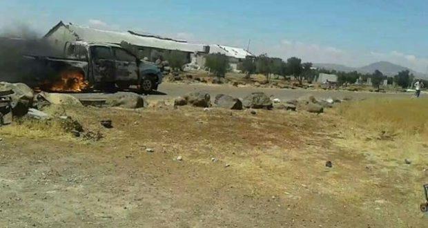 تحشيد لمعركة في درعا .. كمائن ناسفة تقتل 20 مسلحاً وتصيب العشرات