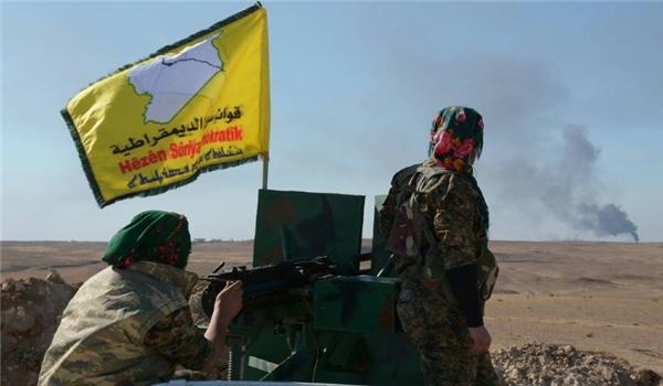 """""""قوات سوريا الديمقراطية"""" تدخل إلى أول حي في الرقة"""