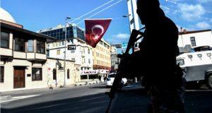 مقتل خمسة مسلحين بوسط تركيا