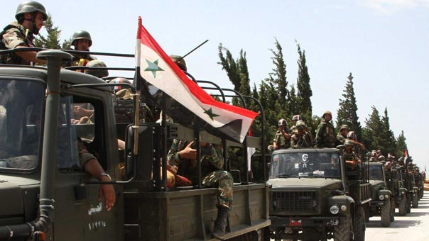 إنجازات متلاحقة للجيش السوري في ريفي حمص والسويداء