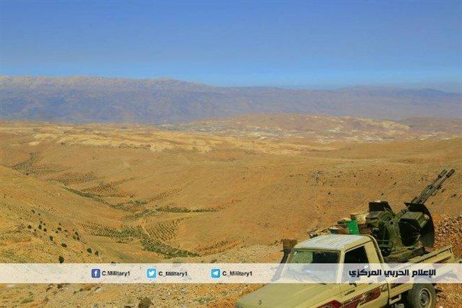 إصابة مسؤول عمليات جبهة النصرة في جرود عرسال