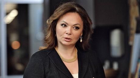 صورة قالت وسائل إعلام روسية إنها للمحامية ناتاليا فيسلنيتسكايا