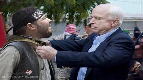 """هل يمكن الوثوق بدعوة الولايات المتحدة إلى """"محاربة """"داعش""""، وليس الأسد""""؟"""