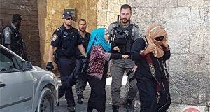 اصابات بقمع الاحتلال الصهيوني المصلين في منطقة باب الاسباط بالقدس – وكالة انباء فارس | Fars News Agency