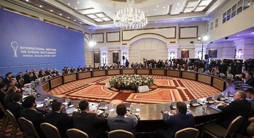 مجموعة العمل حول سوريا تعقد اجتماعا يوم 15 أيلول/ سبتمبر في آستانا