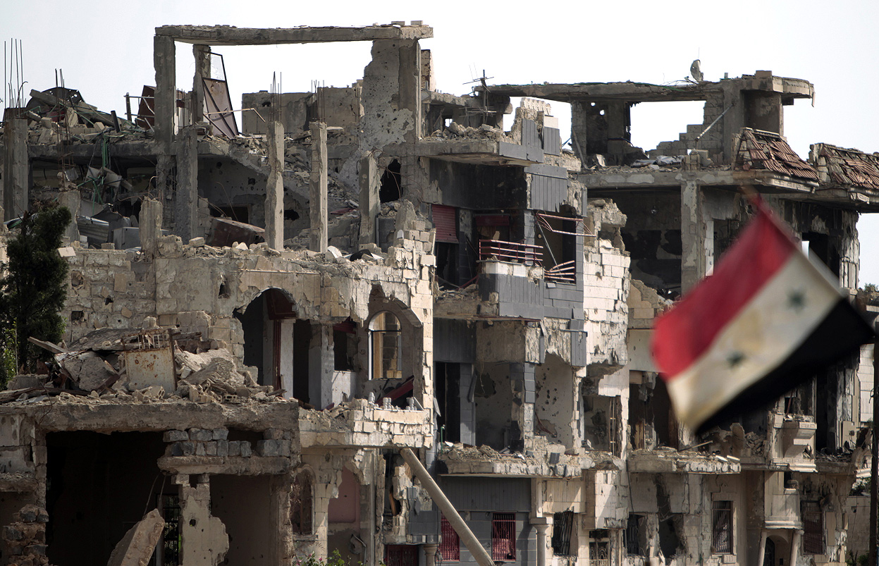 هل حانت نهاية الحرب في سورية؟