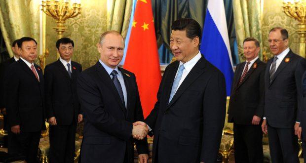 اتحاد روسي – صيني ضد الغرب المنقسم