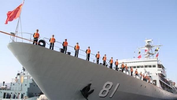 سفن صينية تتوجه لجيبوتي لإقامة قاعدة عسكرية لبكين بالخارج
