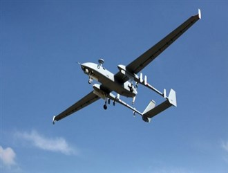 للمرة الثانية خلال أسبوع.. سقوط طائرة إسرائيلية بدون طيار فوق قطاع غزة